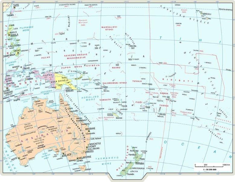 područja za upoznavanja zaljeva