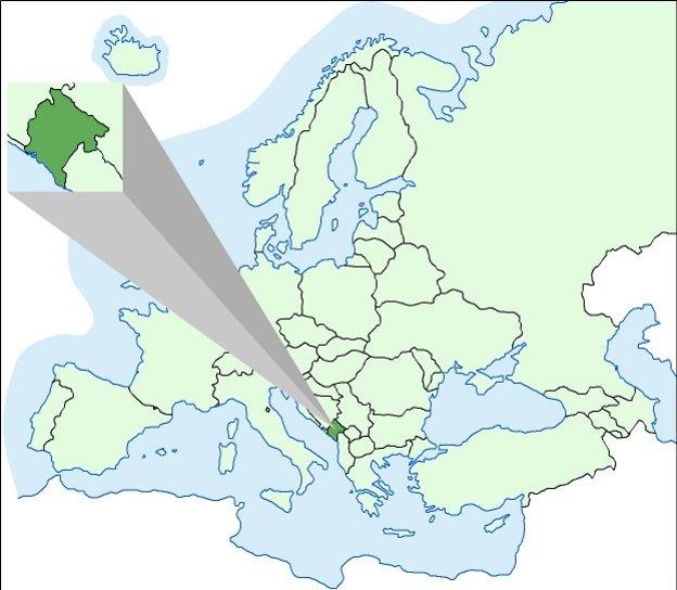 Crna Gora Hrvatska Enciklopedija