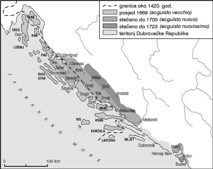 Dalmacija Hrvatska Enciklopedija