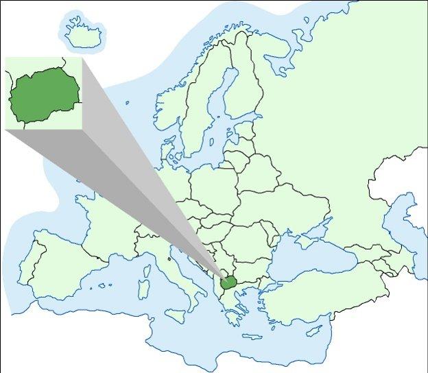 Sjeverna Makedonija Hrvatska Enciklopedija