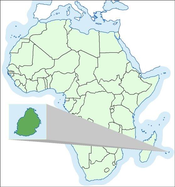 mauricijus mapa Mauricijus | Hrvatska enciklopedija mauricijus mapa