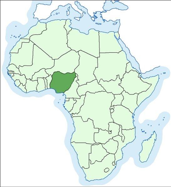 Nigerija Hrvatska Enciklopedija