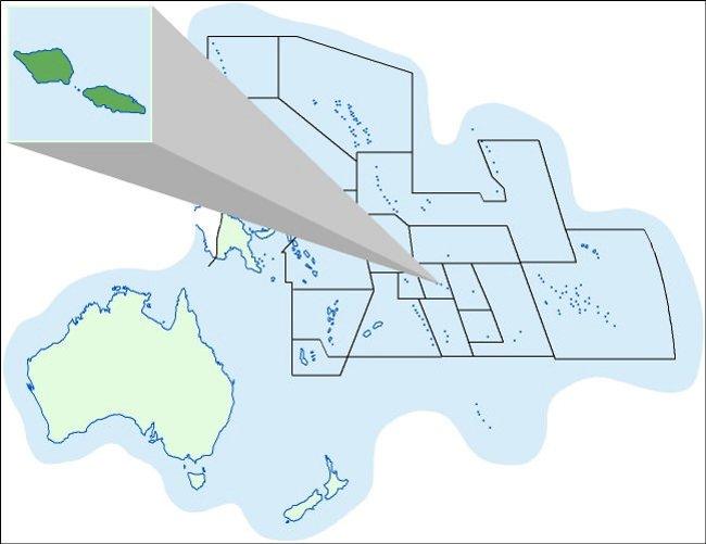 Samoa Hrvatska Enciklopedija